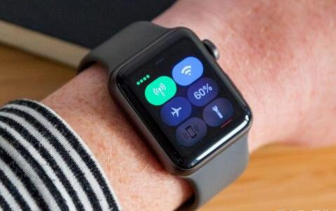 Apple Watch Series 3定位手表的详细设置步骤