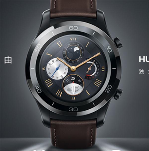 华为watch2 Pro智能手表怎么重启