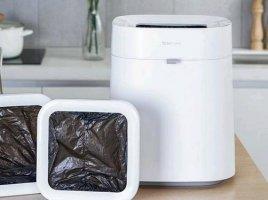 拓牛智能垃圾桶T Air怎么样好用吗?拓牛垃圾桶使用体验