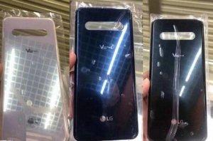 LG V60 ThinQ新款手机面板曝光 防爆盾造型 非常实用