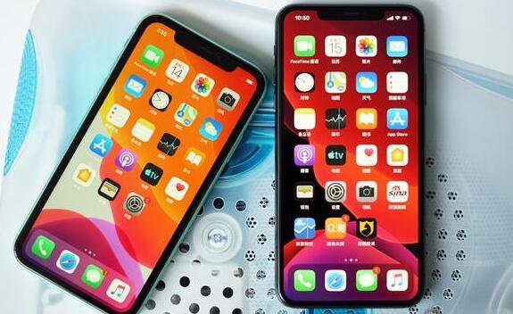 外观好看的高颜值手机推荐四:苹果iPhone 11