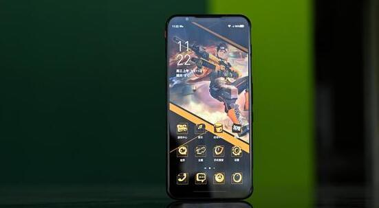 超级快充的手机推荐三:nubia 红魔5G
