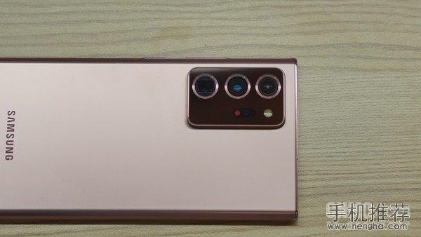 三星Note20 Ultra配备一亿像素主摄+潜望式长焦