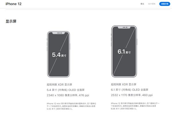 iphone12屏幕材质是什么_屏幕有高刷新率吗